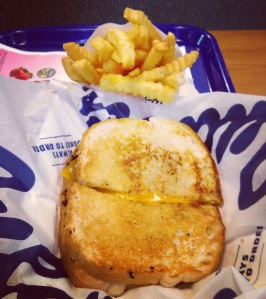 Culver's Sourdough Melt