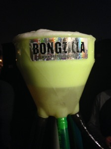 The Bongzilla