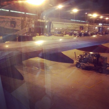 Flight to Nashville