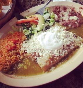El Rey Del Taco and Burrito