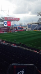 Chicago Fire Game - Toyota Park