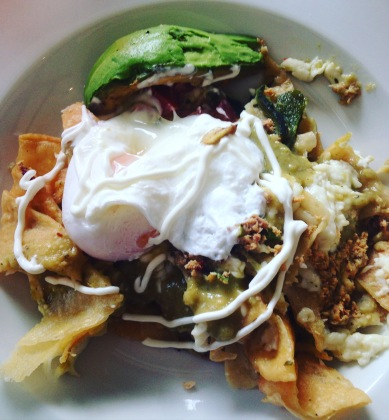 Chilaquiles - Township