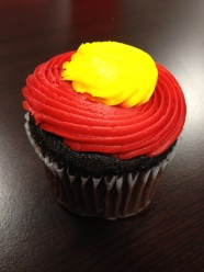 Victory Cupcakes