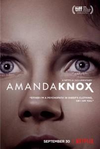 Amanda Knox Movie Poster