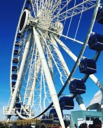 Centennial Wheel at Navy Pier