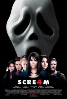 Scream 4 Movie Poster