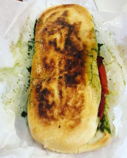 Proveletta Pressed Sandwich - Cafecito