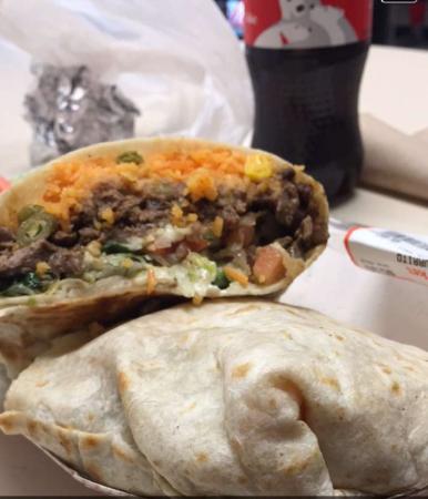 Steak Burrito - Elgin Fresh Market