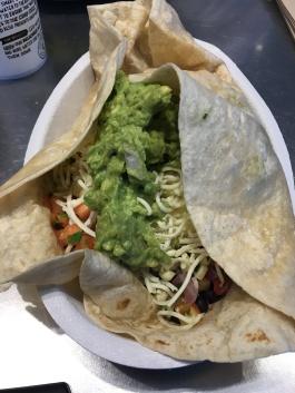 Veggie Burrito - Chipotle Mexican Grill