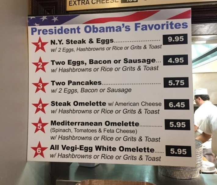 President Obama's Favorites